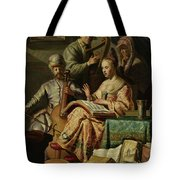 Musical Company Tote Bag