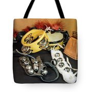 Musical Instrumets Grouping Tote Bag