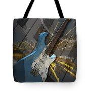 Musical Poster Tote Bag