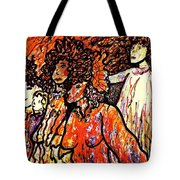 Musical Recital Tote Bag