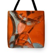 Musical Relief - Tile Tote Bag
