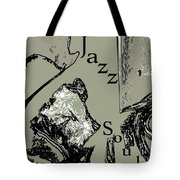 Musical Self Tote Bag