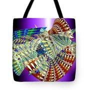 Musical Snails Tote Bag