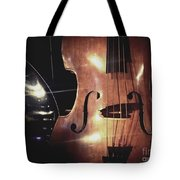 Musical Talent Tote Bag
