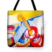 Musical World. Tote Bag