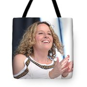 Musician Amy Helm Tote Bag