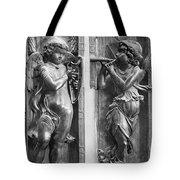Musician Angels, C1450 Tote Bag