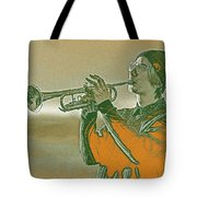 Musician Youth 3 Tote Bag