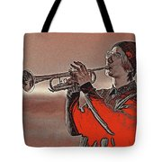 Musician Youth 4 Tote Bag