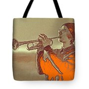 Musician Youth Tote Bag