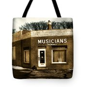 Musicians Local 67 Tote Bag