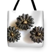 Musk Mallow Seeds Tote Bag