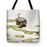 Muskrat Love Tote Bag