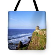 Mussenden Temple, Portstewart, Co Tote Bag