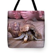 Must Vacate Tote Bag
