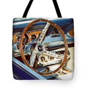Mustang Convertible Tote Bag