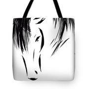 Mustang II Tote Bag