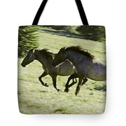 Mustang Mares Tote Bag