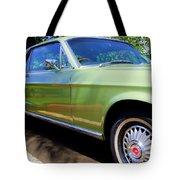Mustang Memories - 1 Tote Bag