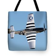 Mustang Photo Pass - 2017 Christopher Buff, Www.aviationbuff.com Tote Bag