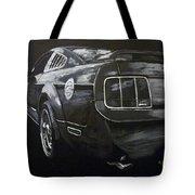 Mustang Rear Tote Bag