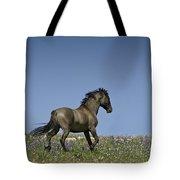 Mustang Running 1 Tote Bag