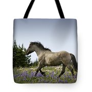 Mustang Running 2 Tote Bag