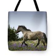 Mustang Running 2 Tote Bag