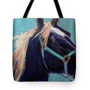 Mustang Sally Tote Bag