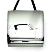 Mustang Shelby Tote Bag