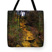 Mustard Hill Tote Bag