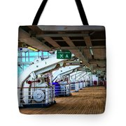 Muster Station A Tote Bag