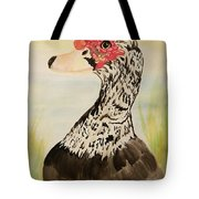 Musvovy Watercolor Tote Bag