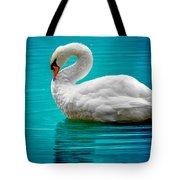 Mute Swan 4 Tote Bag
