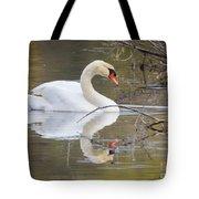 Mute Swan Glide II Tote Bag