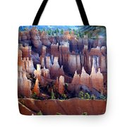 Muted Bryce Tote Bag