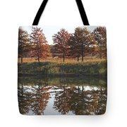 Muted Fall Tote Bag