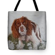Muttley-the Best Springer Spaniel Tote Bag