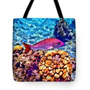 Mutton Reef Tote Bag