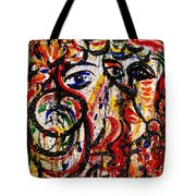 Mutual Admiration Tote Bag