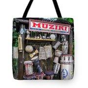 Muziki Tote Bag