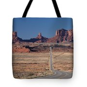 Mv Forest Gump View 7678 Tote Bag