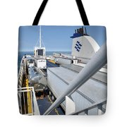 Mv Highlanders Tote Bag