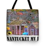M V Iyanough Tote Bag