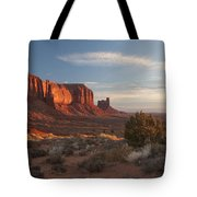Mv Mesa Sunrise 7656 Tote Bag