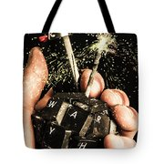 My 1000 Pieces Salute Tote Bag