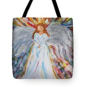 My Angel Tote Bag