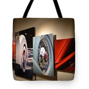 My Art On The Wall Tote Bag