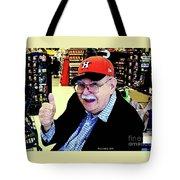 My Astros Cap Tote Bag