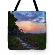 My Atlantic Dream Tote Bag